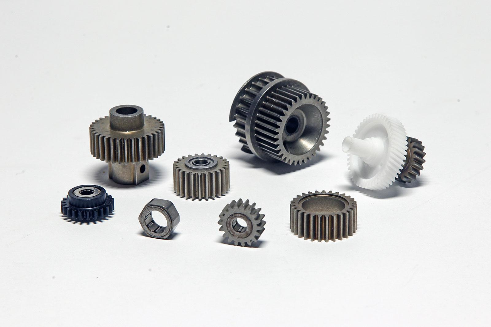 Seitz metal and plastic gear and drive components